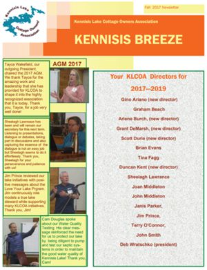 Kennisis Breeze Newsletters
