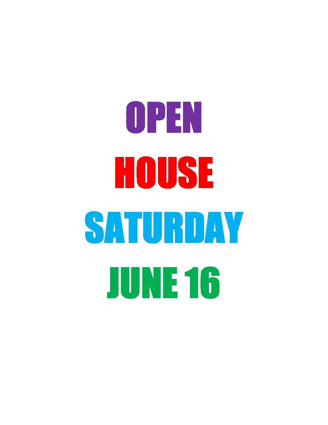 Septic Inspection Open House – June 16th