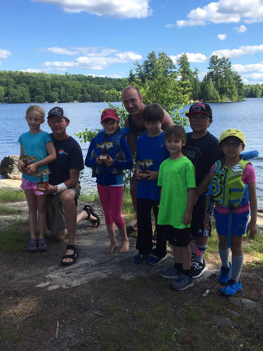 Rock Bass Fishing Derby – July 7th