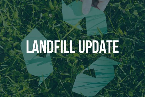 EFFECTIVE SATURDAY, MAY 16th: KENNISIS LAKE AND WEST BAY LANDFILLS WILL REOPEN TO THE PUBLIC