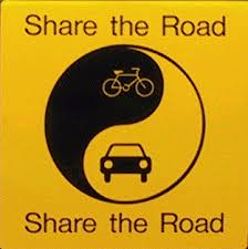 Share the Road – Obey the Rules!