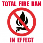 County of Haliburton – Fire Ban effective July 7th