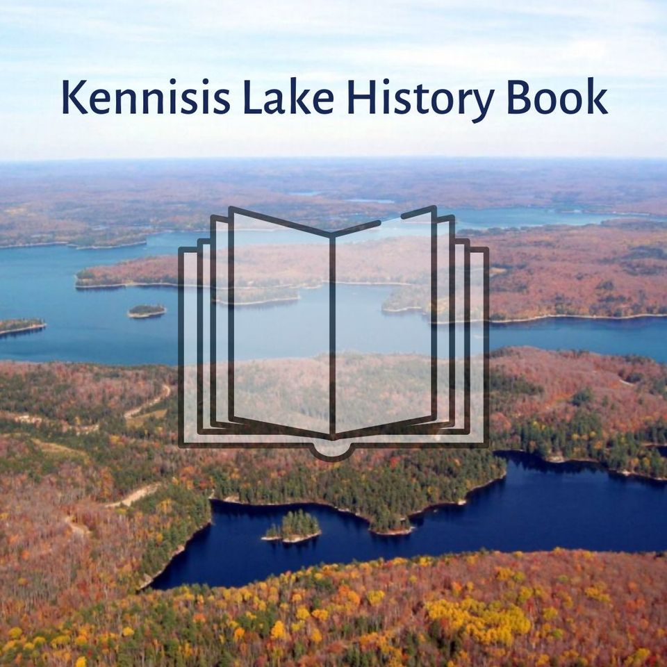Kennisis Lake History Book Initiative